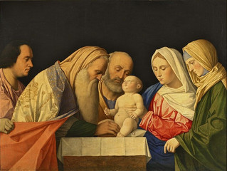 Circumcision Of Our Lord Jesus Christ - January 1st