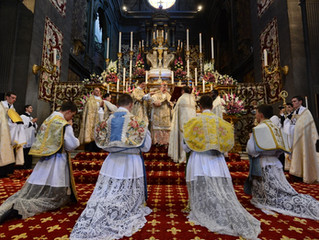 The Mystery and Meaning of Priest Vestments