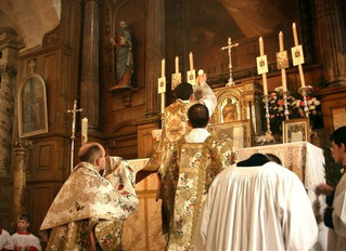 Desire of Holy Mass