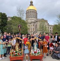 Atlanta, GA - Solemnity of the Annunciation of the Blessed Virgin Mary, 2021