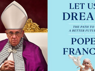 Pope Francis: Let Us Dream of a New World Order