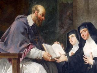 St. Francis de Sales, BpCD - January 29th