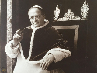 Pope Pius XI - Encyclical on Atheistic Communism
