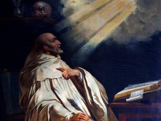 SAINT BERNARD OF CLAIRVAUX ABBOT, DOCTOR OF THE CHURCH—1153