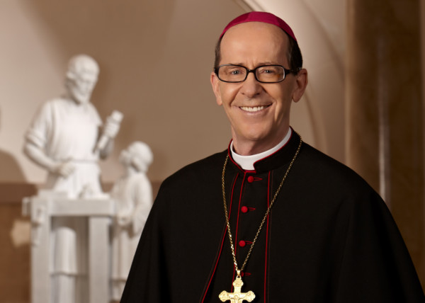 bishop thomas olmsted, bishop olmsted, diocese of phoenix, phoenix, catholic church, catholic