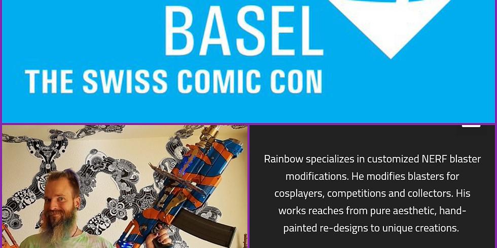Fantasy Basel - The Swiss Comic Con 2019
