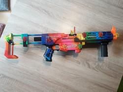 Flower Power Pumpgun LS-18