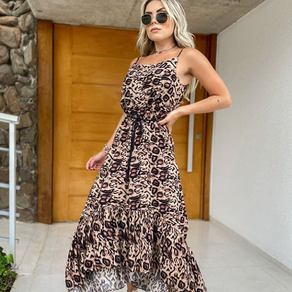 TENDÊNCIA FASHION 2020 - Animal Print