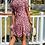 Thumbnail: Vestido manga com laço rosa
