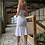 Thumbnail: Vestido alça malha de laise