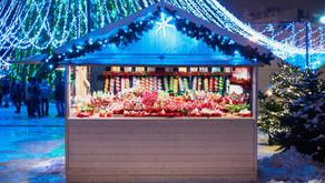 Pop-up Weihnachtsmarkt für die Firmenfeier: mobil und schön!