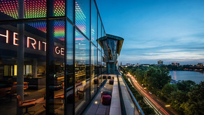 Hamburg schönste Aussicht: fünf Rooftop-Bars zum Mieten