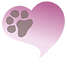 Paw Hearts logo (social and website)_no