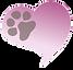 Paw Hearts logo (social and website)_no