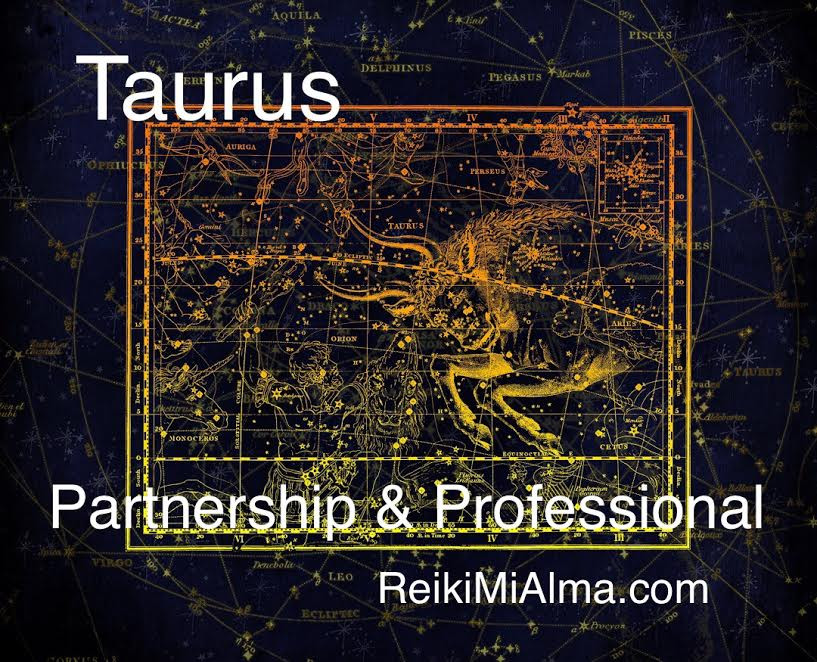 Taurus, in 7th house of partnerships with marriage or professional collaboration in signing papers with a gift of stability.