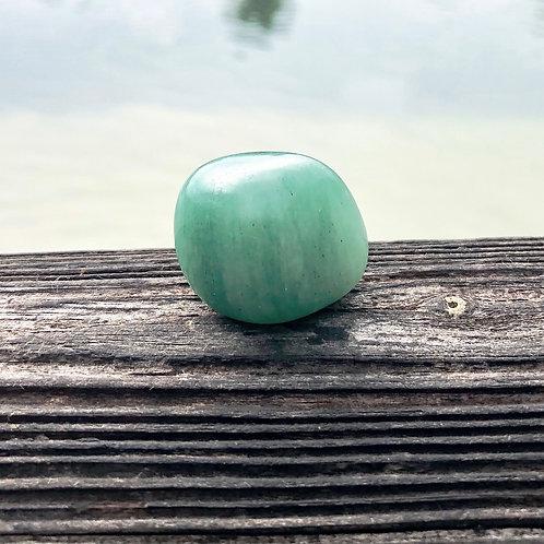 Green Aventurine Tumble ReikiMiAlma Crystal Stone