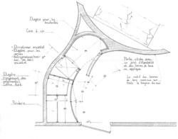 Plan de la Cave et du Placard