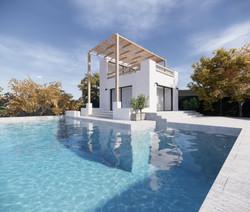 """""""Greece house"""" extérieur"""