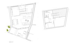 Plans RDC et Sous-sol