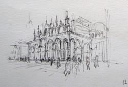 Venise. Basilique Saint Marc