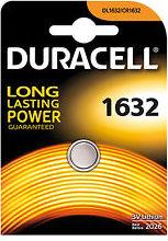 1632 DURACELL батарейки дисковые
