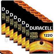 1620 DURACELL батареки дисковые