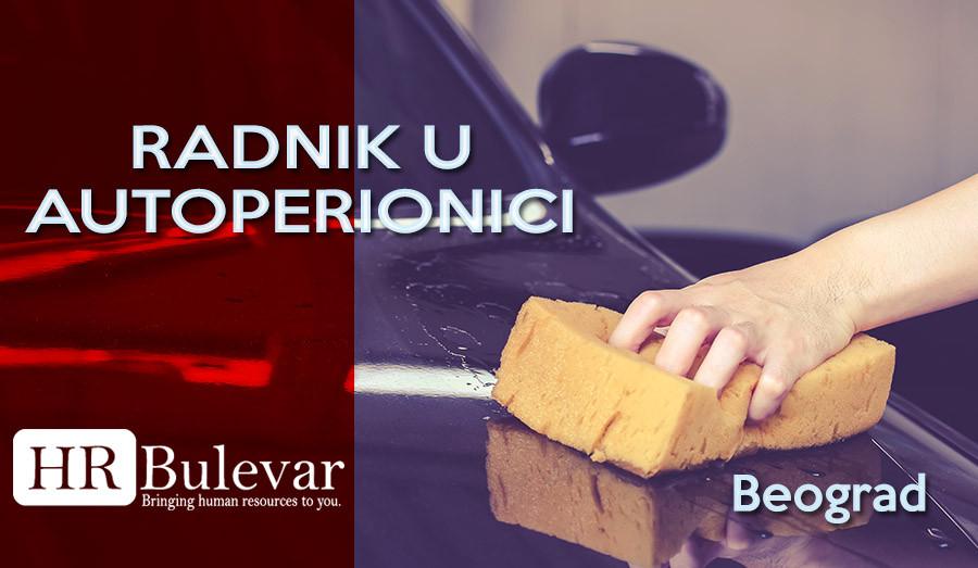 HR Bulevar, Poslovi Bulevar,Beograd, autoperionica