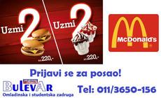 Poslovi pripreme hrane i napitaka -  Beograd | preko omladinske zadruge