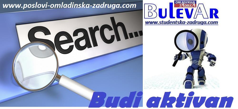 Saveti za aktivno zaposljavanje  - Omladinska zadruga BULEVAR