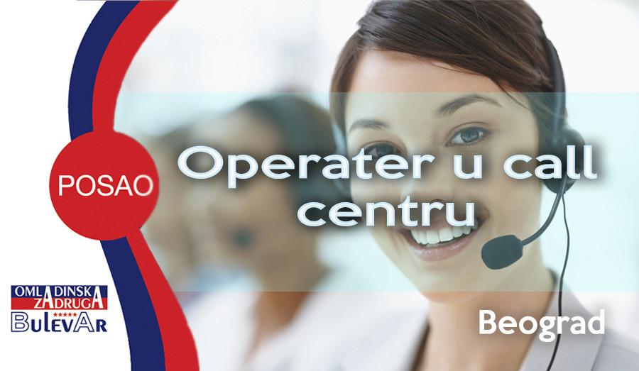 Oglas, Telefonista, Agent, Beograd, operater,