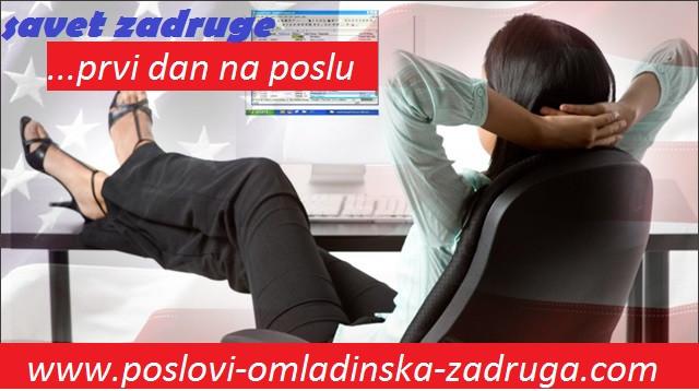 Nova pravila na tržištu rada - Omladinska i studentska zadruga BULEVAR