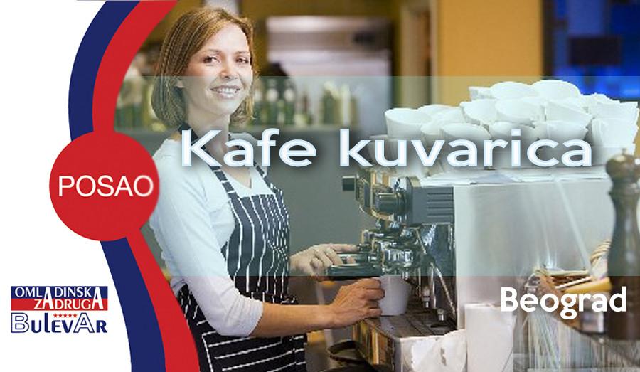 kafe kuvarica, studentkinja, poslovi beograd, omladinska zadruga bulevar