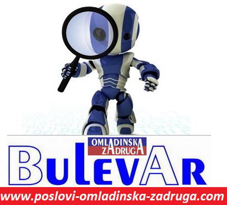 HR usluge - Omladinska i studentska zadruga BULEVAR