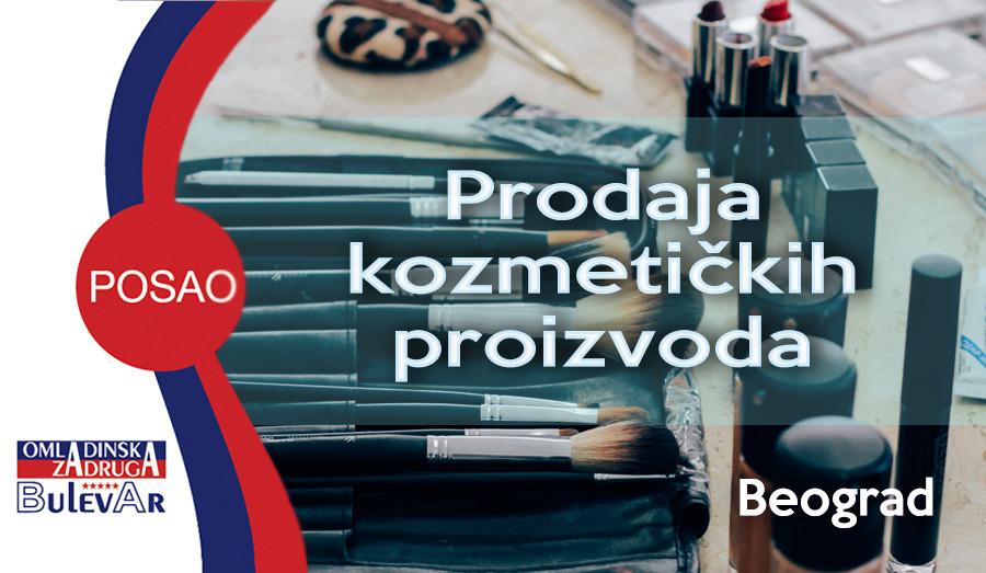 Beograd, Kozmetika, Prodaja