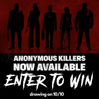 It's here! Anonymous Killers hits Amazon Prime Video, AppleTV, and Vimeo On Demand TODAY!