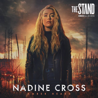 "Congratulations Whoopi Goldberg, Amber Heard, James Marsden, Greg Kinnear et al. on ""The Stand"" #CBS"