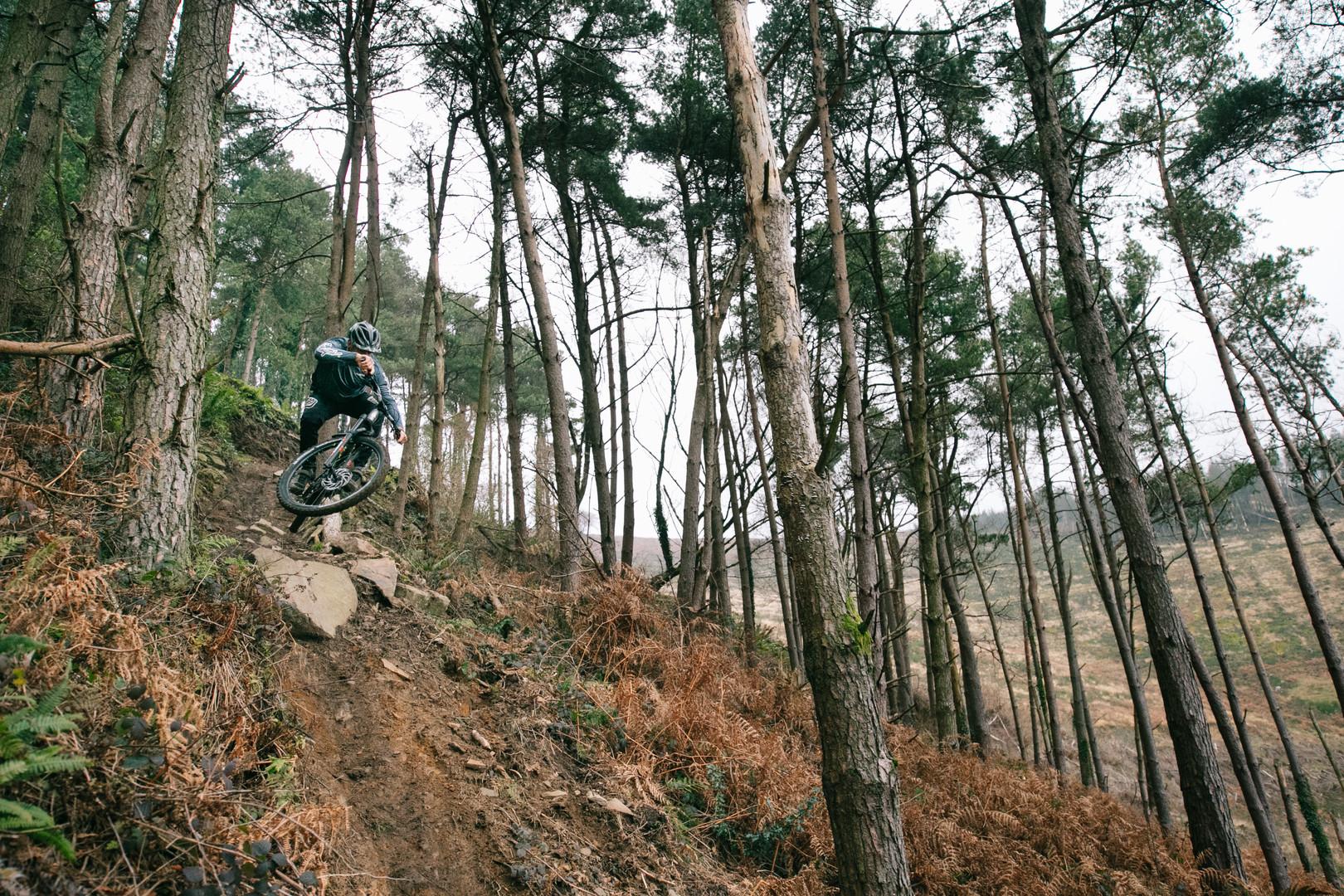 Ajay Jones at Risca