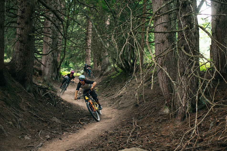 Lenzerheide Trails for Pinkbike.com