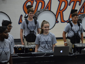 Battle at the Lakes Percussion Contest