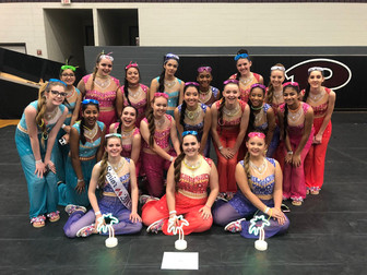 Area South Color Guard Championships