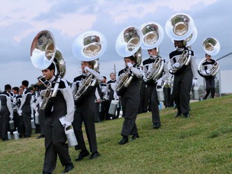 Section of the week...Tubas!
