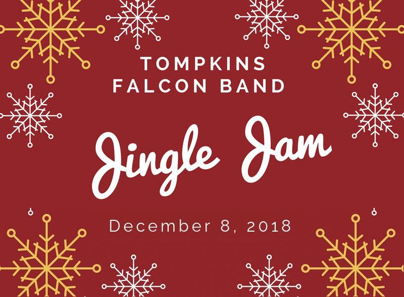 2018 Jingle Jam March-a-Thon