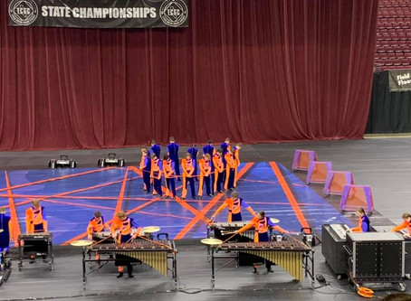 Indoor Percussion State Championships