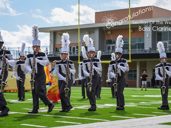 Section of the Week: Bass Clarinets!
