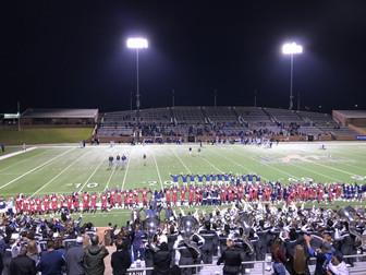 Football Game vs. Elkins