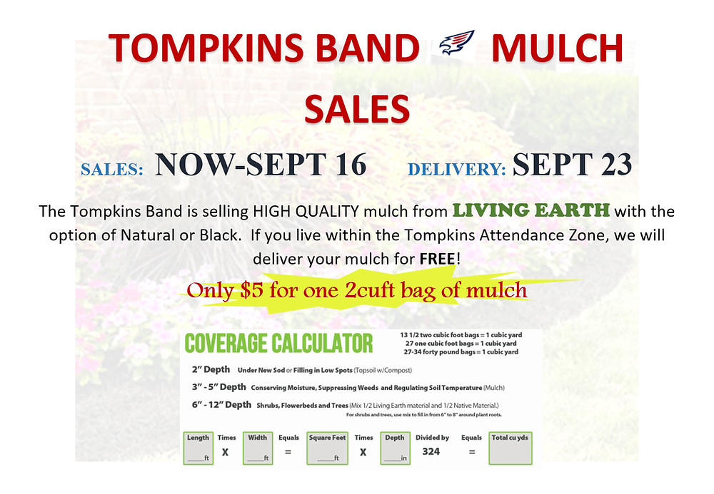 Fall 2017 Mulch Sales
