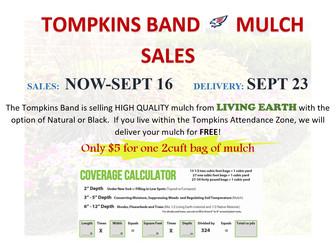 Fall 2017 Mulch Sales