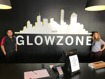 Thank You GlowZone Katy!