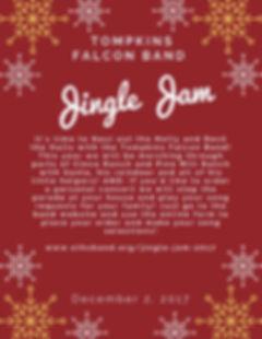 OTHS Jingle Jam 2016