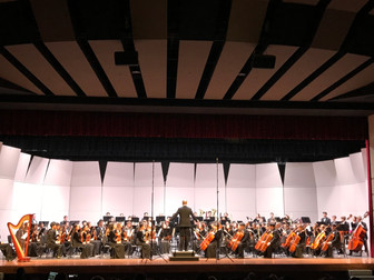 Symphony Orchestra Pre-UIL